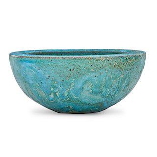 GERTRUD & OTTO NATZLER Thick-walled bowl