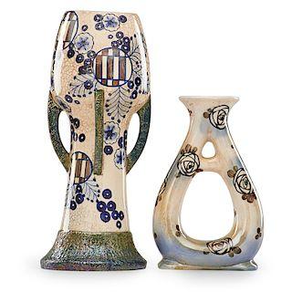 RSTK Two Amphora vessels