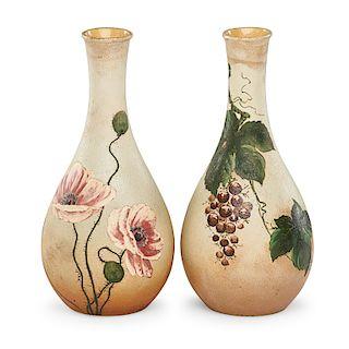 AVON Two rare vases