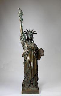 Frederic-Auguste Bartholdi (1834 - 1904)