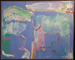 Thomas Koether (New York, Florida, Born 1940)
