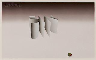 Ed Ruscha (American, b. 1937)  Sin