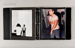 Chris Burden (American, 1946-2015)  Chris Burden Deluxe Photo Book: 1971-73