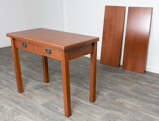 Folding Top Expanding Dining Table