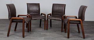 Guido Faleschini Dilos Dining Chairs