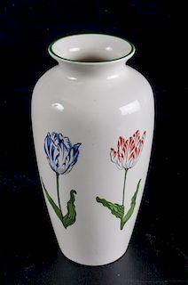 """Tiffany & Co. """"Tiffany Tulips"""" Vase"""