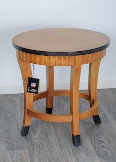 Lane Biedermeier Style Occasional Table