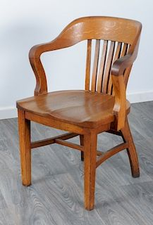 P. Derby & Company Banker's Chair
