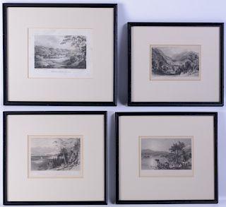 British Landscape Engravings