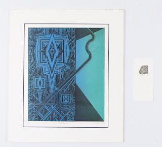Yasuyuki Kihara Original Etchings