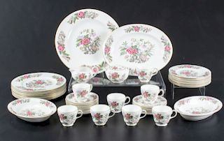 Wedgwood Cathay Partial Dinner Service