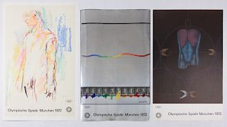 Munich Olympic 1972 Posters