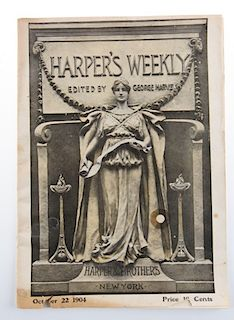 Harper's Weekly How Russia Treats Her Prisoners