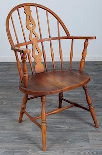 Georgian Windsor Style Armchair