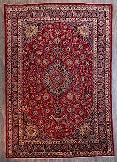 """Persian Mashad 8'2"""" x 11'8"""" Room Size Rug"""