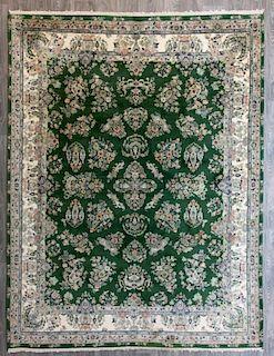 "Indo Tabriz 7'11"" x 10'2"" Room Size Rug"