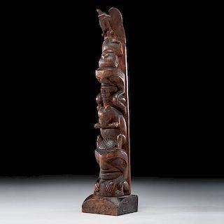 Haida Totem Pole