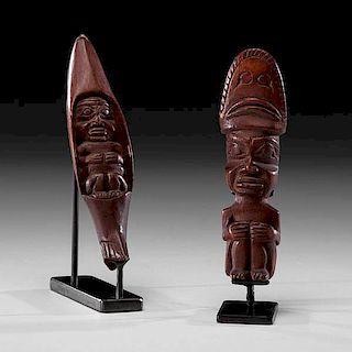 Tlingit Shaman Charms