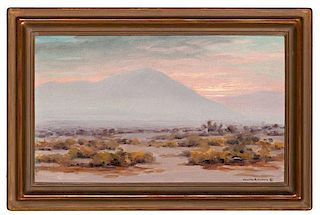 Charles Bradford Hudson (American, 1865-1939) Oil on Canvas