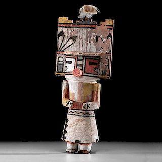 Hopi Poli Sio Hemis Katsina Doll