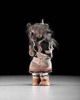 Hopi Mosairu, Buffalo Katsina Doll
