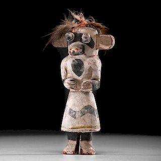 Hopi Wakas, Cow Katsina Doll