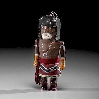 Hopi Snake Dancer Katsina Doll
