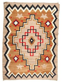 Navajo Crystal Weaving / Rug