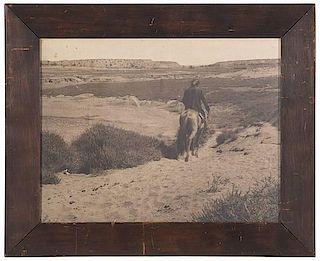 Karl Moon (American, 1879-1948) Fred Harvey Company Photograph