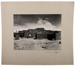Laura Gilpin (American, 1891-1979) Silver Gelatin Photograph