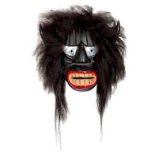 Haudenosaunee [Iroquois] Buffalo Mask