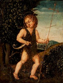 CIRCLE OF LUCAS CRANACH THE YOUNGER (GERMAN 1515-1586)