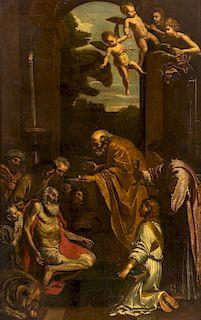 AFTER DOMENICO ZAMPIERI (DOMENICHINO) (ITALIAN 1581-1641)