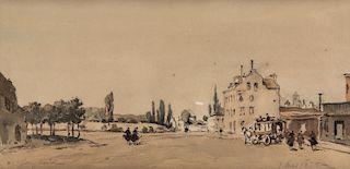JOHAN JONGKIND (DUTCH 1819-1891)