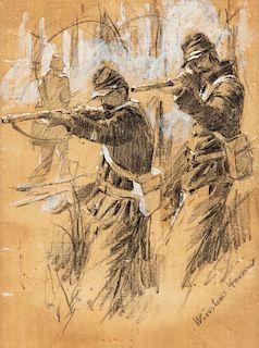 WINSLOW HOMER (AMERICAN 1836-1910)