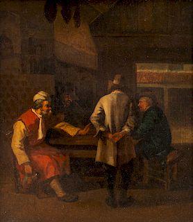 JOB ADRIAENSZOON BERCKHEYDE (DUTCH 1630-1693)