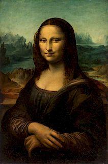 HENRI LEBASQUE (FRENCH 1865-1937) AFTER LEONARDO DA VINCI (ITALIAN 1452-1519)