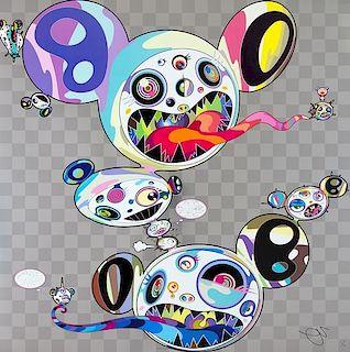 Parallel Universe - Takashi Murakami