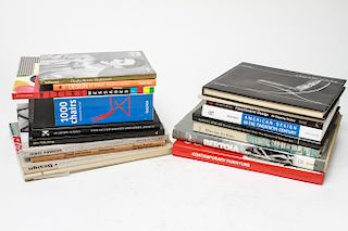 Peter Knoll Collection of Design Books 17 Pcs