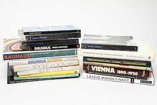 Peter Knoll Collection Bauhaus & Vienna Books 18