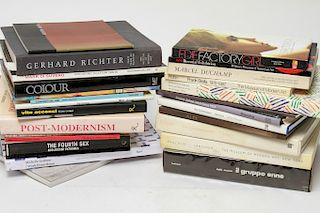 Peter Knoll Collection of Contemp. Art Books 27