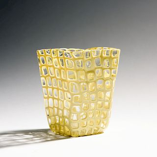 Tobia Scarpa, 'Occhi' vase, 1959/60