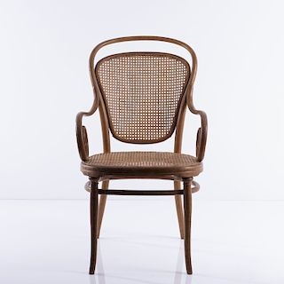 Thonet, Wien , 'Nr. 12' armchair, 1860s
