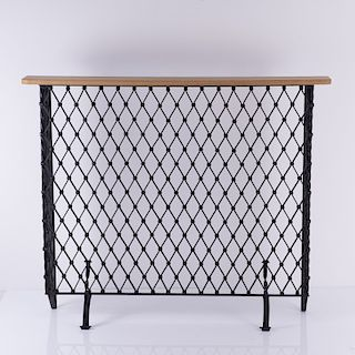 Germany, Console tabel / radiator cover, 1920s
