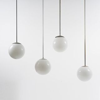 Germany, Four celling lights, 1930s