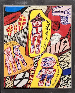 Jean Dubuffet Jigsaw Puzzle Gallery Announcement