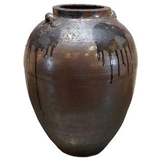 Japanese Storage Jar