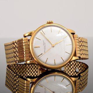 IWC Schaffhausen 18K Gold Men's Estate Watch