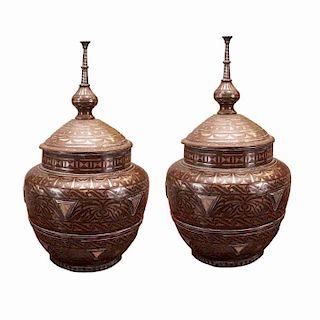 Southeast Asian Urns