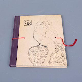 """""""Erotic sketches, Gustav Klimt"""". Estados Unidos: Prestel, 2005. Encuadernación en pasta dura."""